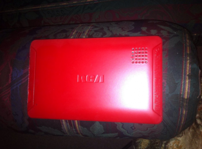 Red Tablet