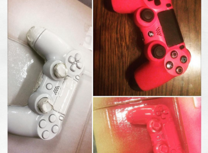 Dipped Game Controller